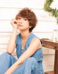 【MINX】 2015年夏! 本田翼風ショート☆