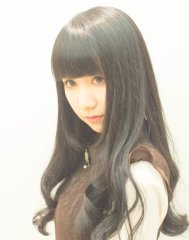 ☆黒髪sweetホイップミディ☆