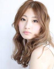 外国人風 / ラフ ベージュ hair