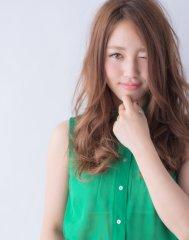 オーガンジーロング【hair design collet】