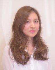 【Cocosia 高槻】 モテ髪ロング×ストロベリーアイス