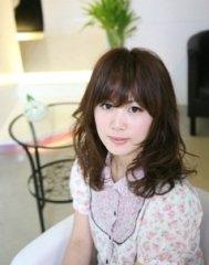 【Cocosia 高槻】モテミディ×プラチナベージュ
