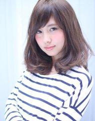 【Wish Hair】ふんわり小顔ノームコア