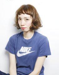 [Laulea★女性限定サロン]外国人風ランダムパーマ