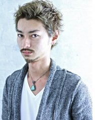 【Lietto】Men's short style