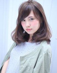 【Wish Hair】小顔エアリーロブ