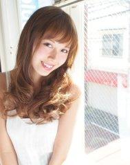 【blue comb】ゆらめきウェーブロング☆