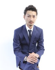 【Noir】Men's salon  businessman
