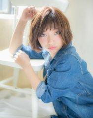 *+AZUL+*…ショートバングとラフ☆ミディa