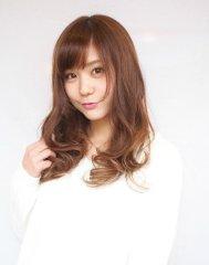 【blue comb】髪に優しいコスメデジタルパーマ♪