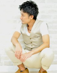 【Richer-リシェル渋谷-】アップバングソフモヒカン