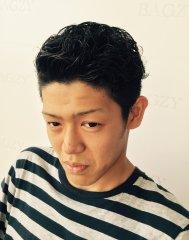 ~C.ロナウド風~ワイルドパーマ