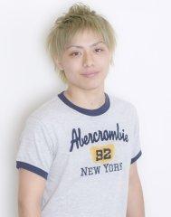ハイトーンでカッコよく☆夏髪メンズショート