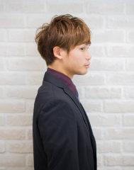 【Richer-リシェル渋谷-高野章】91ヘアForMen