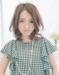 モテ髪レイヤー