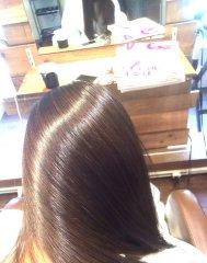 髪質改善矯正