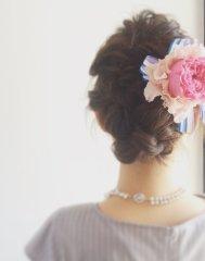 ヘアセット☆結婚式