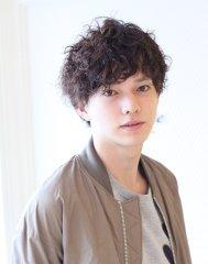 【Lyce'e豊中】メンズスタイル☆テクニカルパーマ