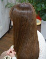 美髪カラートリートメント