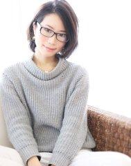 【aman reve】 コンサバティブ × ショートスタイル