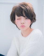 【吉祥寺Piece】☆憧れふわゆるショート☆
