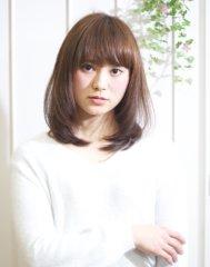王道内巻きミディ☆フレンチカラー【aL-ter Rire尚平