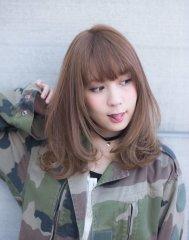 【Euphoria】ワンカール♪柔らかヘア♪