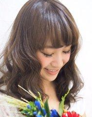 【GRANDE】2016☆ラベンダー×愛されふんわりカール