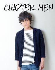 CHAPTER MEN ミディアムstyle