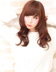 【DRESS】シャイニーカール