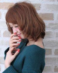 【DRESS】ベビーバングボブ