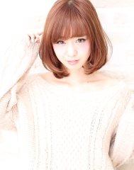 【DRESS】コットンカールボブ