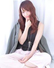 【blue】Wカラーのピンク系カラー☆