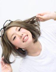 【Produce東橋本店】女子力UP!アッシュブラウン