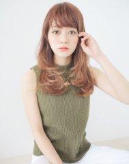 前髪マジックパーマ♪(担当 宮本)