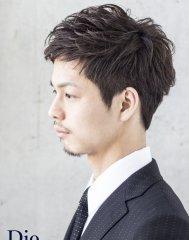 【Dio..池袋】できる男のビジネスヘア