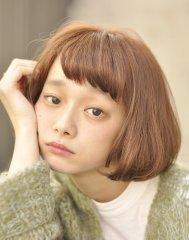 [fifth]流し前髪★オシャレボブ☆