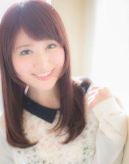 姫カット風☆カジュアルロングb