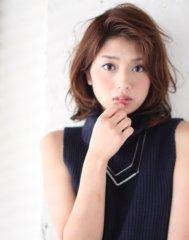 ラフで可愛いミディアムボブ☆【ANTERET石川正人】