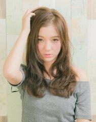 .★Lucet★..小顔セミロング/大人ニュアンスカール