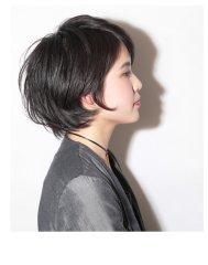 black x short