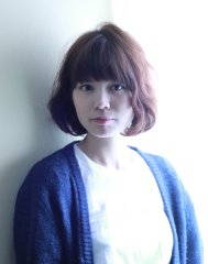【sofa学芸大学】お手入れ簡単☆BOBパーマ☆