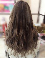 ・・・ luxurious hair ・・・