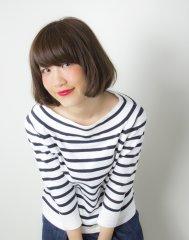 [Allie]スプリング☆ワンカールボブ♪