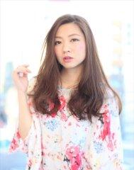 上司ウケ☆コンサバ系女子のカッコかわいいロングレイヤー☆