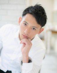 【canon】メンズ爽やかショート・ビジネスシーンもOK☆