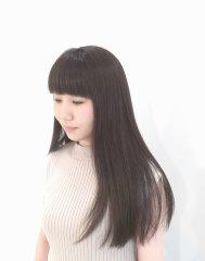 【Lobec fujigaoka】美髪アッシュ系ダークカラー