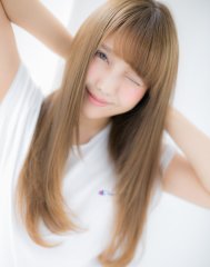RUCEで髪を綺麗に!憧れのさらさら艶めきロングストレート