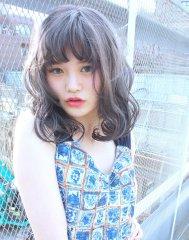 style1【メルトカラー】【小顔】【無造作ヘアー】