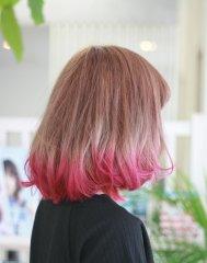 ピンク×ラベンダー★